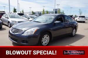 2011 Nissan Altima 2.5 S AUTOMATIC A/C,
