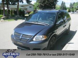 2007 Dodge Grand Caravan Stow&go ONLY 85000 km!