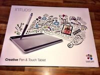 Intuos Creative Pen & Touch Tablet (small)