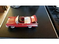 ANTIQUE CHEVROLET 1957 MODEL CAR