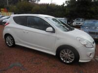 2011 11 HYUNDAI I20 1.2 S LIMITED EDITION 3D 77 BHP