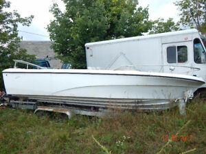 Free Boat - Bring your trailer.