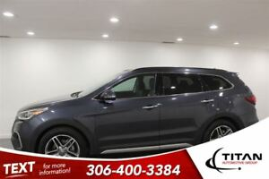 2017 Hyundai Santa Fe XL AWD|Bluetooth| Leather|Sunroof|Nav