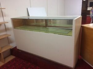 Old Store counter/ display case