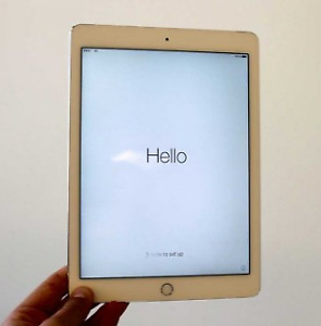 Apple iPad Air® 2  16 /32/64Gb - Wi-Fi/Cell- Gray/Gold From $389