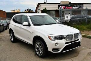 2015 BMW X3 xDrive28d DIESEL AWD No Accidents Navi BackUp Cam