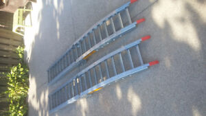 Moving Ramps ONLY USED ONCE, MINT