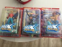 SSX Tricky collectables still sealed in box