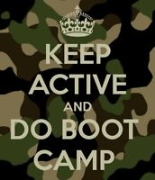 Bootcamp with Corinne & Tracy