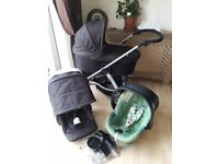 Mamas& Papas Sola pram pushchair & accessories