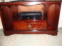 TV Corner Unit and Coffe table