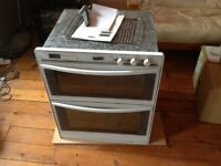 Stoves Built-in, Double Oven, Electric - in working order