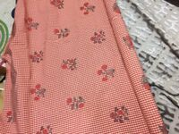 Colefax and Fowler Fabric for blinds/cushions