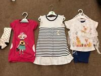 Brand new bundle of baby girl clothes 18-24 months old