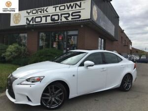 2015 Lexus IS 250 |FSPORT|ULTRA PREMIUM|AWD|38K|NAV|BSM