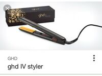 Ghd IV straighteners