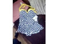Ladys swimming costume