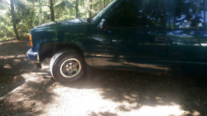 97 Gmc truck parts out 2wd everything forsale