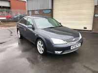 2006 56 FORD MONDEO 2.2 TDCi 155 BHP TITANIUM X.ONLY 78000 MILES WITH FSH