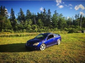 2007 pontiac G5 GT 5 speed