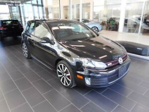 2013 Volkswagen Golf GTI One Owner, Accident Free, Navigation