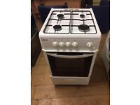 BEKO 50cm fully Gas Cooker With Free Delivery 🚚