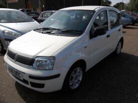 2011 Fiat Panda 1.2 MyLife Low Miles 34K FSH Aircon £30 RFL White Alloys VGC