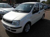 2011 Fiat Panda 1.2 MyLife Low Miles 34K FSH Aircon £30 RFL White Alloys VGC