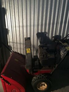 13 HP Toro snow thrower