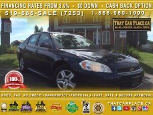 2010 Chevrolet Impala LS-$27/Wk-V6-Pwr Dr St-Cruise-Keyless-Pric