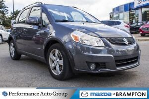 2011 Suzuki SX4 JLX|CRUISE CTRL|KEYLESS|BUCKETS|ALLOYS|MP3