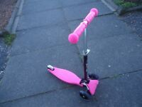 Scooter for Kids (Used Once)