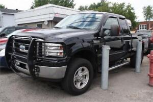 2006 FORD F-250 LARIAT 4X4 TURBODIESEL TPS-INCLUSE