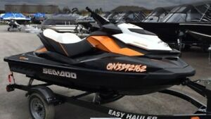 2012 SeaDoo Gtr215 with trailer-priced to go ASAP!