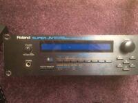 Roland JV 1080 + EXPANSION CARD!!! - Sound Module