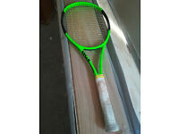 "Wilson Blade 98L ""Special Lime Edition"" Tennis Racket in L2"
