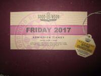 Goodwood Revival ticket for Fri 8 Sept plus Grandstand Pass