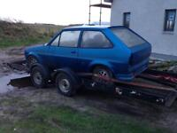 Escort Mk3/4 , golf mk1/2 , 205 GTi , xr2 mk2 and E30 BMW spares shed clearout
