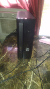 Hp tower and Dell monitor