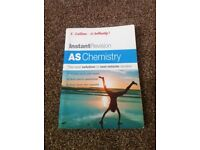 As Chemistry Revision Book
