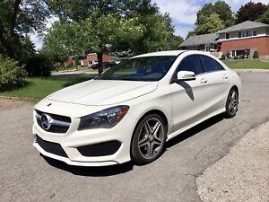 Mercedes-Benz CLA-250 ;    474$/month
