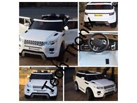 Range Rover Style HSE, 12v, Ride-On Parental Remote Control Self Drive