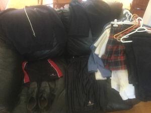 Vêtements uniforme collège Saint-Sacrement fille garcon