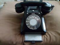 1950's Bakelite phone