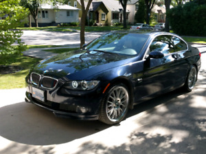BMW 335xi coupe 2009 only 62,000 km!!
