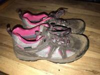 Karrimor Ladies Watsrproof Walking/ Hiking shoes size 5