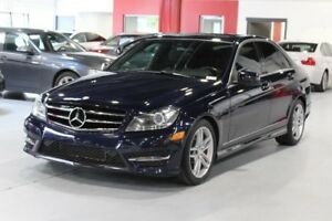 Mercedes-Benz C-Class C300 4D Sedan 4MATIC 2014