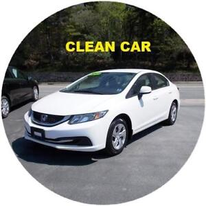 2013 HONDA CIVIC LX...LOADED!!$139 Biweekly Financing Available!