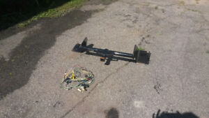 Toyota Camry CURT Trailer Hitch and Wiring Set