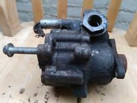 Renault Master 2.5, power steering pump